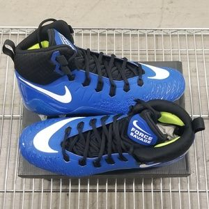 Nike Force Savage Pro Football Cleats